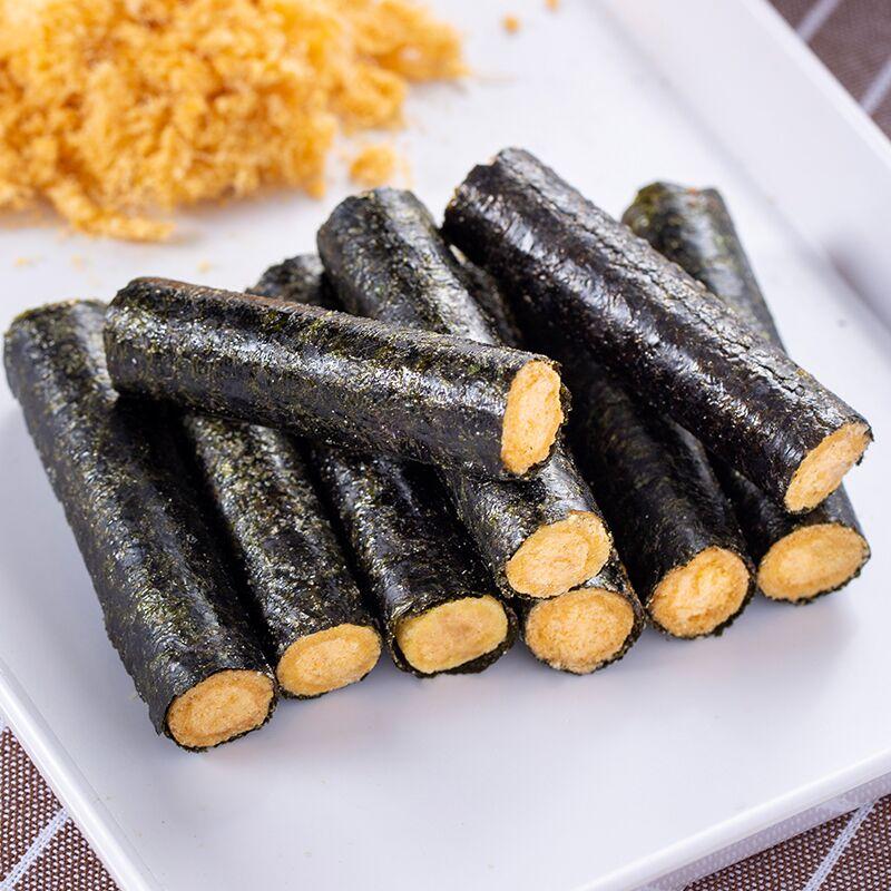 14.8元撸海苔+肉松1斤装